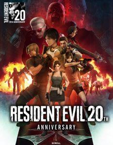 Anniversario Resident Evil